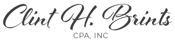 Clint H. Brints CPA Inc. Logo